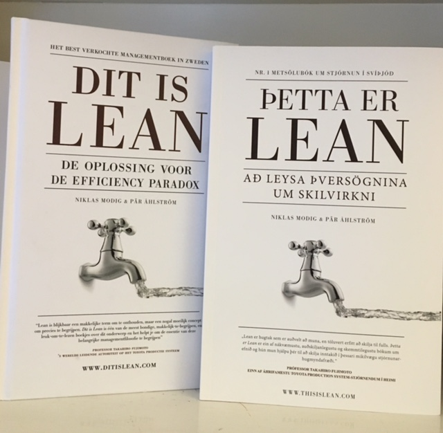 NEWS: Dit is Lean & Þetta er Lean