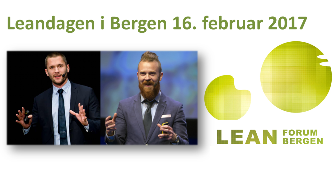Niklas Modig confirmed for Lean Forum Bergen 2017