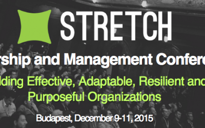 Niklas is confirmed as keynote speaker at Stretch conference in Budapest December 11th